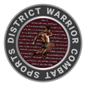 Muay Thai Gym Vancouver BC | District Warrior Logo